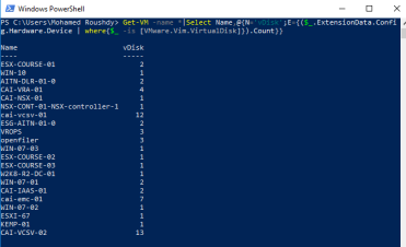 For VMware Admins | day-to-day useful PowerCLi commands